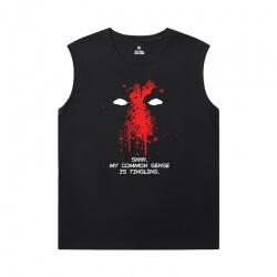 Marvel Deadpool Full Sleeveless T Shirt T-Shirt
