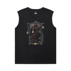 Tshirts Marvel Deadpool Sleeveless Tshirt For Men