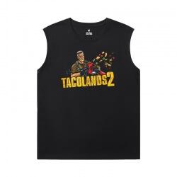 Marvel Deadpool T-Shirt Mens Sleeveless Tee Shirts