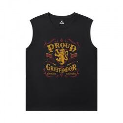 Harry Potter Tee Shirt Quality Sleeveless Tee Shirts