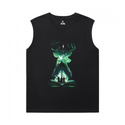 Harry Potter Black Sleeveless Tshirt Hot Topic Tee