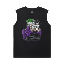 Batman Joker T-Shirts Superhero Men'S Sleeveless Graphic T Shirts