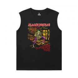 Batman Joker Sports Sleeveless T Shirts Marvel Tees