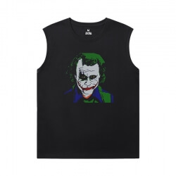 Marvel Shirts Batman Joker Sleeveless T Shirts Men'S For Gym