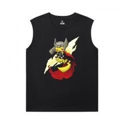 Pokemon T-Shirts Quality Sleevless Tshirt For Men