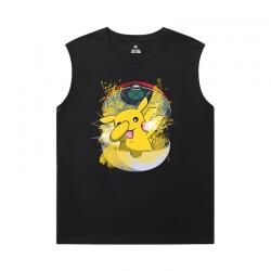 Hot Topic Tshirt Pokemon Boys Sleeveless Tshirt