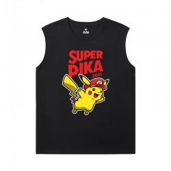 Pokemon Shirt Personalised Sleeveless Tshirt Mens