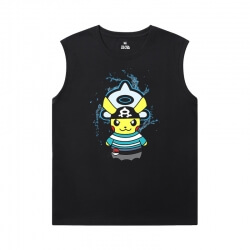 Pokemon Tee Shirt Hot Topic Custom Sleeveless Shirts