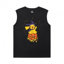 Pokemon Tees Hot Topic Youth Sleeveless T Shirts
