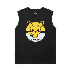 Hot Topic Tshirts Pokemon Sleeveless Crew Neck T Shirt