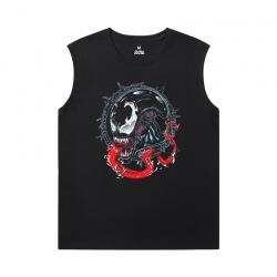 Shirts Marvel Venom Black Sleeveless T Shirt