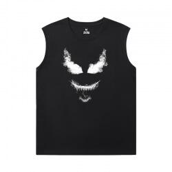 Tshirt Marvel Venom Sleeveless Round Neck T Shirt