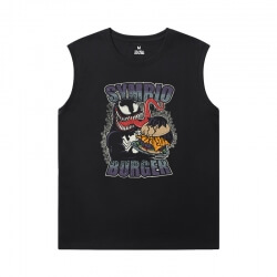 Marvel Venom Sleeveless Shirts For Mens Online Tee