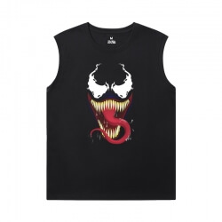 Marvel Venom Cheap Mens Sleeveless T Shirts Tee Shirt