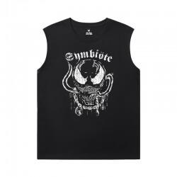 Venom Mens Designer Sleeveless T Shirts Marvel Shirt