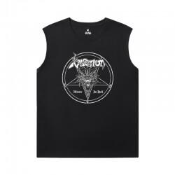 Venom Sleeveless T Shirt For Gym Marvel T-Shirts