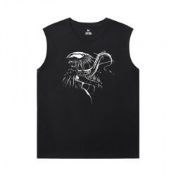 Venom Boys Sleeveless Tshirt Marvel Tees