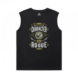 World Warcraft Tee Shirt Blizzard Printed Sleeveless T Shirts For Mens