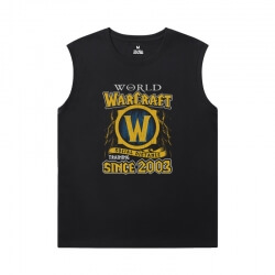 WOW Classic Tees Blizzard Sleeveless T Shirt
