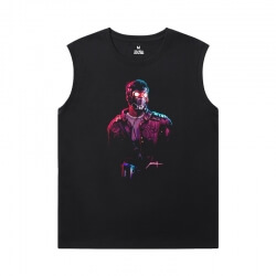 Guardians of the Galaxy Tees Marvel Groot Sleeveless T Shirt