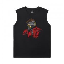 Marvel Guardians of the Galaxy Mens Designer Sleeveless T Shirts Groot Tee