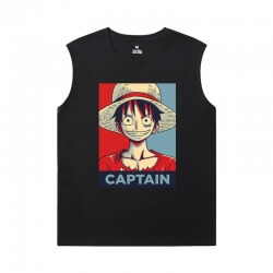 One Piece T Shirt Without Sleeves Hot Topic Anime Edward Newgate Tee Shirt