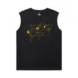Marvel Captain Marvel Tee The Avengers Men'S Sleeveless Graphic T Shirts