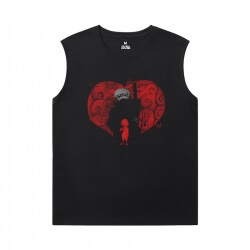One Piece Sleeveless T Shirt For Gym Anime Cool Shirt