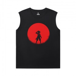 Hot Topic Shirts Anime One Piece Sleeveless Tee Shirts