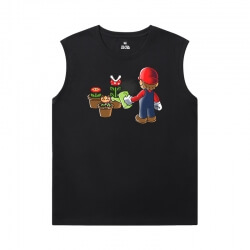 Mario Sleeveless Shirts For Mens Online Cool Shirt