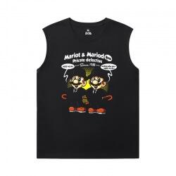 Cool Tshirt Mario Full Sleeveless T Shirt