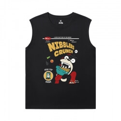 American Anime Futurama Tee Quality Custom Sleeveless Shirts