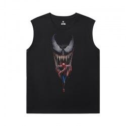 Marvel Spiderman Sleeveless Running T Shirt The Avengers T-Shirt