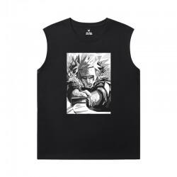 Naruto Shirt Anime Xxl Sleeveless T Shirts
