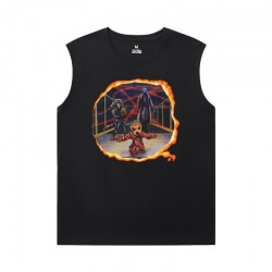 Marvel Guardians of the Galaxy Tee The Avengers Groot Men'S Sleeveless T Shirts For Gym