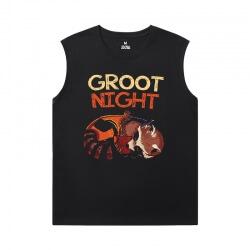 Marvel Guardians of the Galaxy Sleeveless Tee Shirts Mens The Avengers Groot Tee Shirt