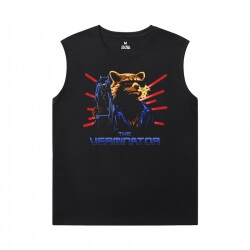 The Avengers Groot Shirts Marvel Guardians of the Galaxy 8X Sleeveless T Shirts