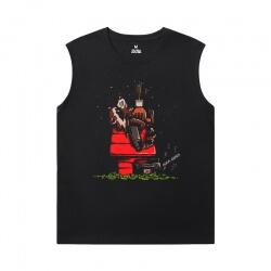 Guardians of the Galaxy Sleeveless Running T Shirt Marvel The Avengers Groot Shirt