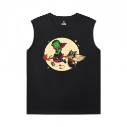 The Avengers Groot Tshirts Marvel Guardians of the Galaxy Sleeveless Printed T Shirts Mens