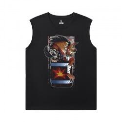 Blizzard Shirts WOW World Of Warcraft Sleeveless Tshirt