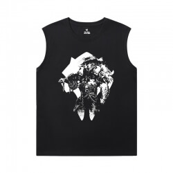WOW Classic T-Shirts Blizzard Oversized Sleeveless T Shirt