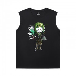 WOW Sleeveless T Shirts Online Blizzard Tee