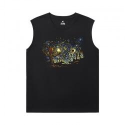 Marvel Guardians of the Galaxy Custom Sleeveless Shirts Groot Tee Shirt