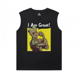Marvel Guardians of the Galaxy Tee Groot Mens 9X Sleeveless T Shirts