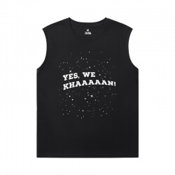 Quality Tshirts Star Trek Sleeveless Wicking T Shirts