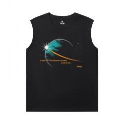 Personalised Tshirt Star Trek Sleevless Tshirt For Men