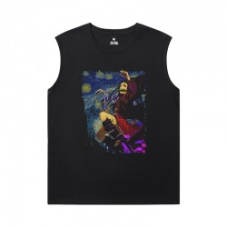 Quality Tshirts Anime Demon Slayer Sleeveless Tshirt Men
