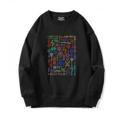World Warcraft Tops Quality Sweatshirts