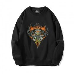 Warcraft Sweatshirts Crew Neck Sweater