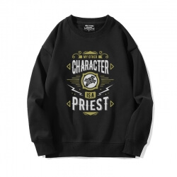WOW World Of Warcraft Sweater Crewneck Sweatshirts